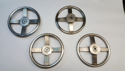 Stainless Steel Hand Wheel