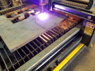 Heavy Plate Cutting