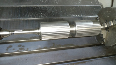 Toothed Grinding Roller