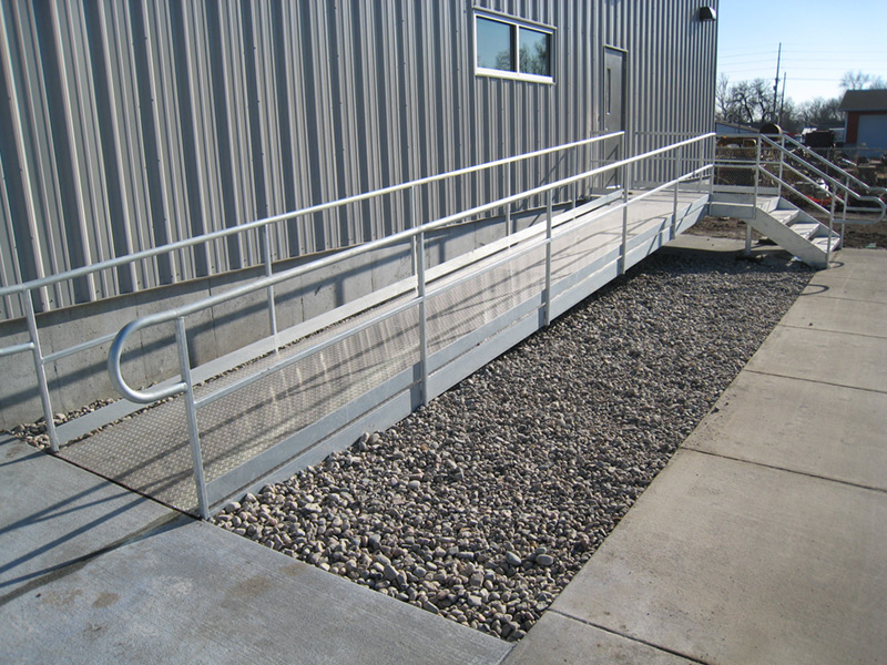 Industrial Stairs, Catwalks & Ladders - EleMETAL Fabrication and ...