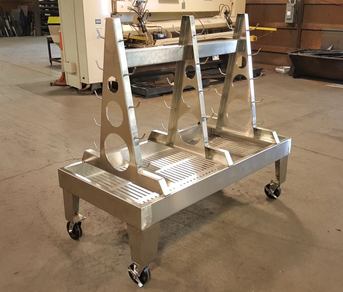 Stainless Steel Fabrication Elemetal Fabrication And Machine